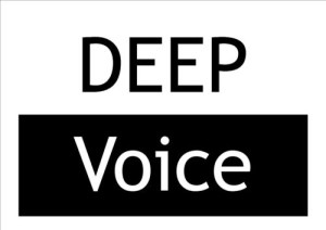 Pity, how to talk with deeper voice useful message