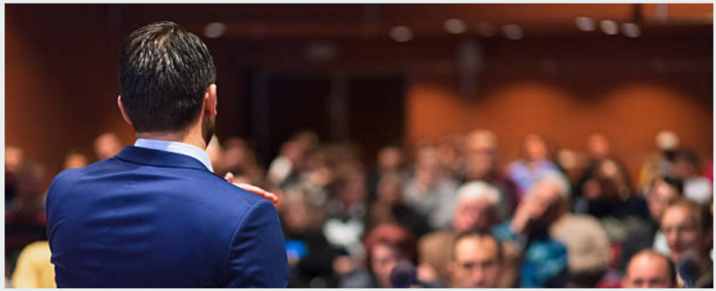 how to not get nervous public speaking